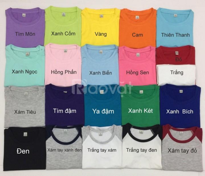 Giá sỉ phôi áo in chuyển nhiệt tại Hà Nội