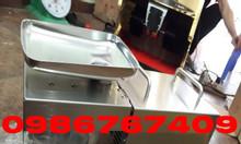 Máy ép dầu lạc gia đình GD03 inox 3-4kg/h