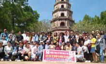 Lớp ôn thi HDV du lịch tại Huế