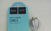 Dây cáp sạc điện thoại Micro USB Hoco X1 dài 1 mét