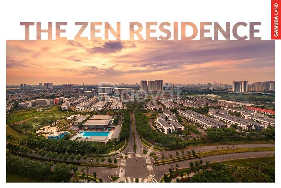 Mở bán chung cư the zen gamuda, trả chậm 24 tháng 0% lãi suất