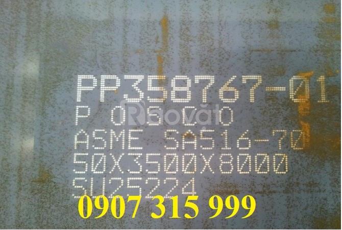 Thép tấm chịu nhiệt lạnh, sa516, astm a516, thép tấm a516