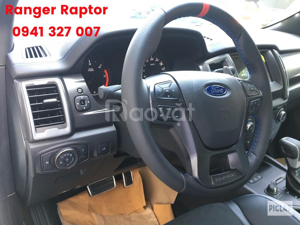Bán tải Ranger Raptor