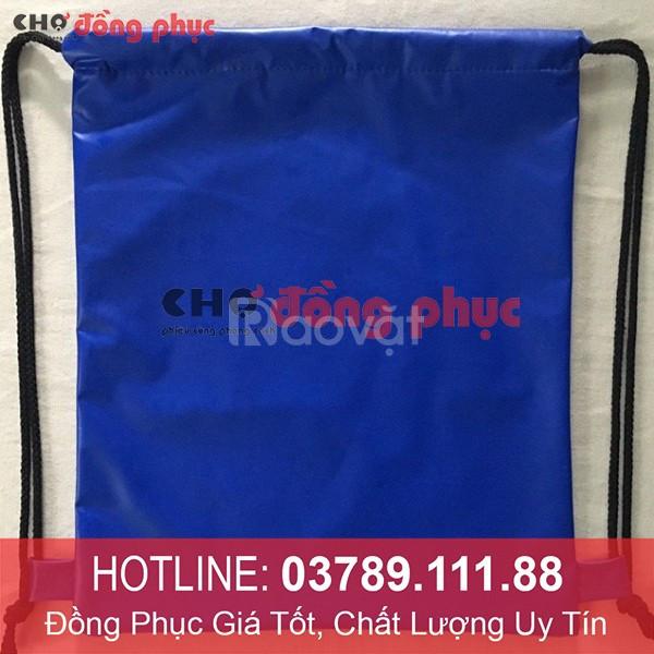 Túi vải chống thấm, túi vải bố, túi vải bảo vệ môi trường