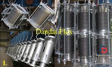 Khớp chống rung (ống giãn nở) chịu nhiệt đàn hồi inox