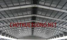 Cho thuê nhà xưởng Khu công nghiệp Châu Sơn, Phủ Lý Hà Nam DT 6000m2
