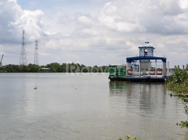 Đất nền khu tái định cư Tân Trụ cạnh KCN Thuận Đạo giá 500tr/nền