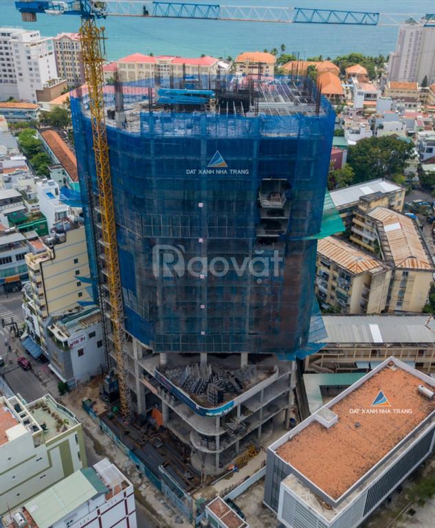 Cất nóc dự án căn hộ Địa Trung Hải tại Nha Trang giá từ 1 tỷ 5