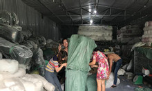 Nhà lưới, lưới chắn côn trùng Bình Minh