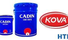 Địa chỉ bán sơn chống nóng Cadin giá rẻ tại Kiên Giang