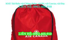 Túi vải chống thấm cho học sinh mầm non tại Hà Nội