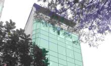 Bán nhà MT Cao Thắng, P12, DT 8x17,5m, nhà 6 tầng đẹp