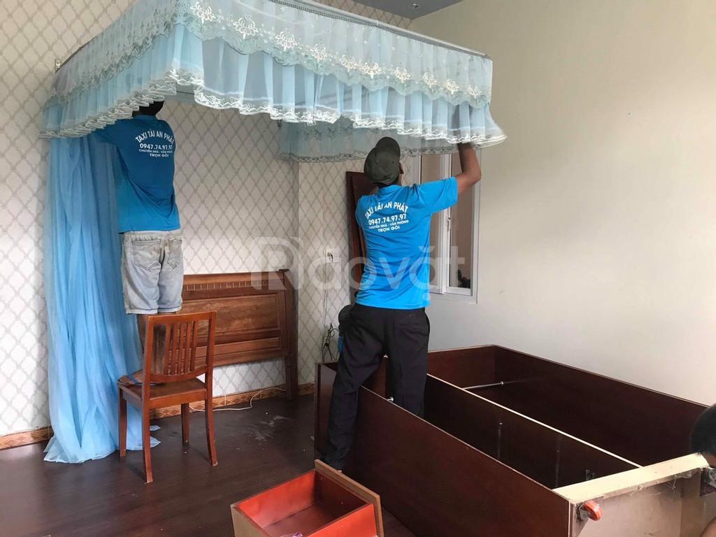 Chuyển nhà trọn gói tại Buôn Ma Thuột - Đăk Lăk