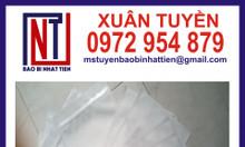 Túi nhôm trắng sữa 3 biên đựng thuốc thú y thủy sản