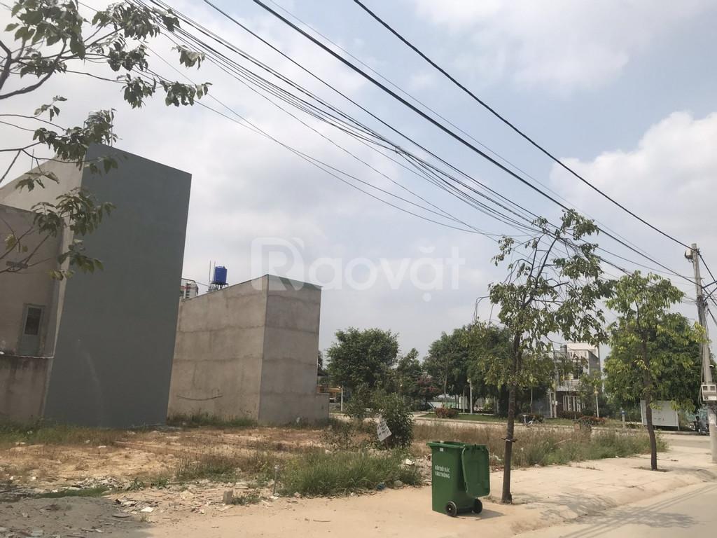 Bán đất MT Cây Da ngay ngã 3 với đường Số 88 Tân Phú Trung, Củ Chi