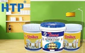 Nhà phân phối sơn ngoại thất Tison Satin Coat cho công trình giá rẻ