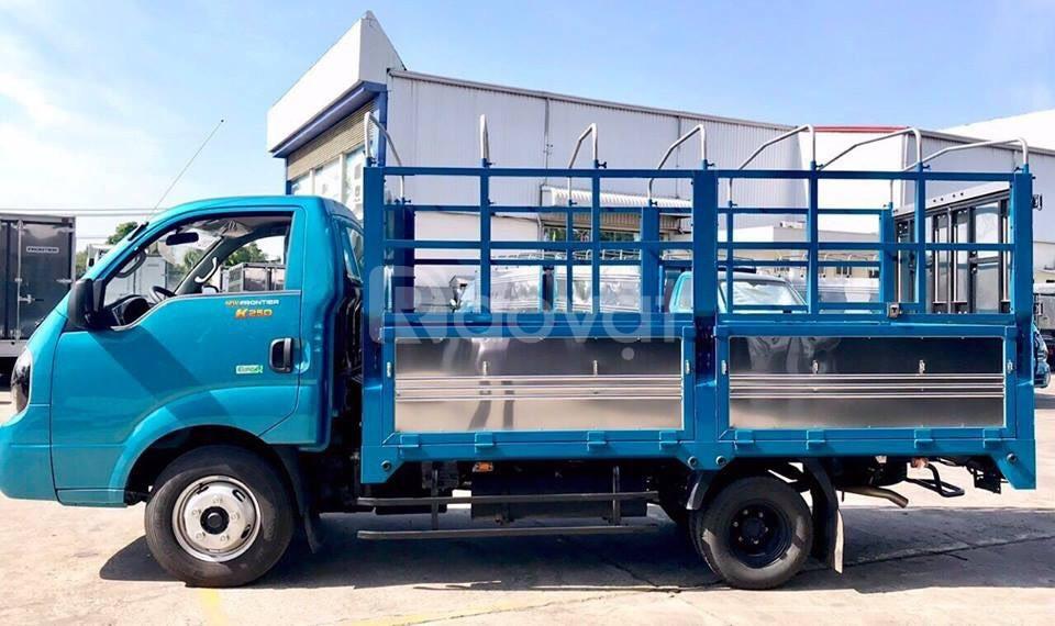 Bán xe tải 2,4 tấn tại Vũng Tàu.