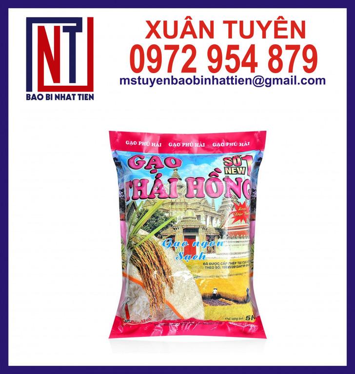 Túi đựng gạo 5kg