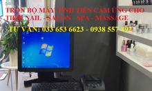 Tư vấn máy tính tiền giá rẻ cho spa, salon, nail toàn quốc