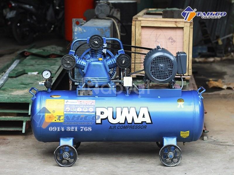 Máy nén khí Puma 5HP điện 1 pha