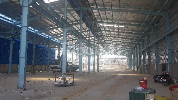 Cho thuê xưởng khu vực An Phú - 5000m2 - 250 tr/th - đủ tiện ích
