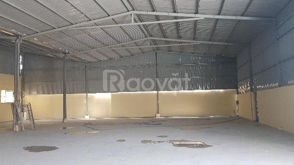 Cho thuê xưởng gần Visip 1 - Thuận An - 3500m2