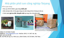 Chuyên cung cấp sơn taiyang tại Nghệ An