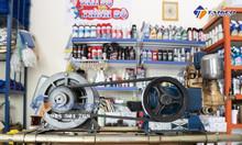 Máy rửa xe dây đai Nhật Bản 1HP