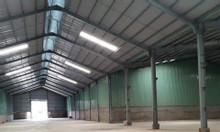 Cho thuê xưởng tại An Phú - 2000m2 - 80 triệu / tháng - Điện 3 pha
