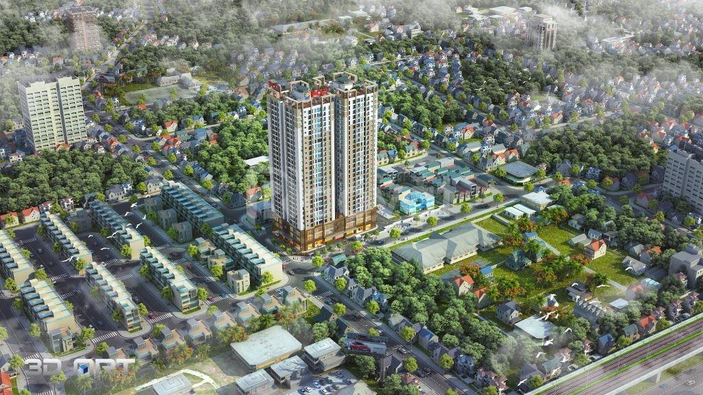 Chung cư Thanh Xuân chỉ 1,6 tỷ căn 60 giá rẻ Quận Thanh Xuân