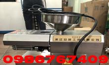 Máy ép dầu lạc 8-10kg/h 30W268