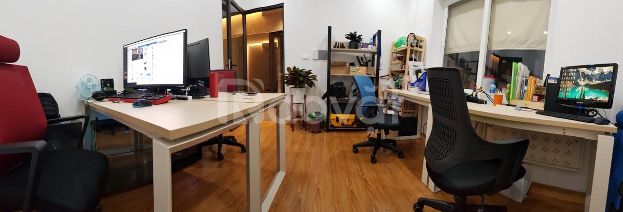 Văn phòng full nội thất hiện đại Lê Duẩn - Hoàn Kiếm