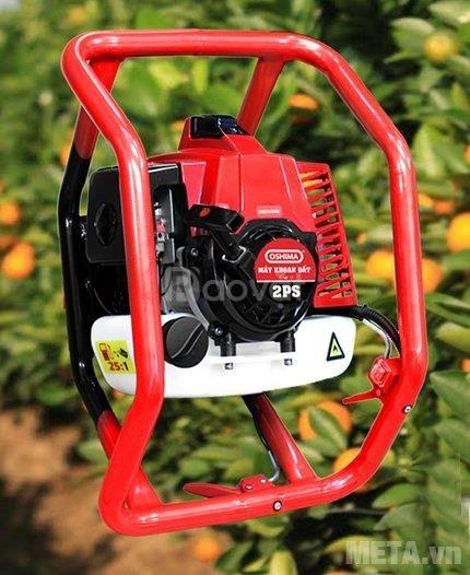 Mua máy khoan đất tốt ở đâu giá rẻ, máy khoan hố trồng cây chính