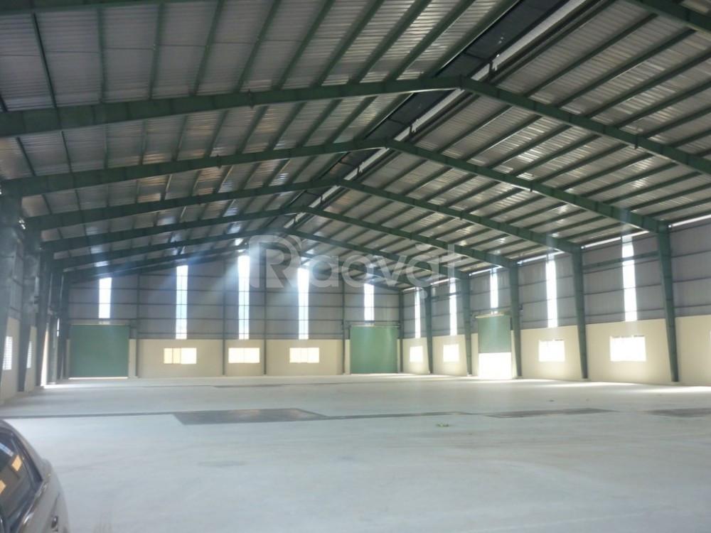 Cho thuê xưởng tại xã Đông Hòa - Dĩ An - 7000m2 - 2usd/m2