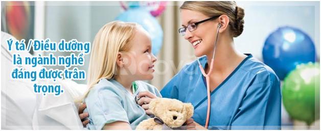 Khoá học chứng chỉ điều dưỡng ngắn hạn tại hà nội 2019