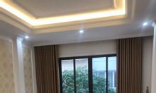 Bán nhà ở cao cấp, ôtô đỗ đẹp Tam Trinh, về ở luôn, DT 40m2x4T