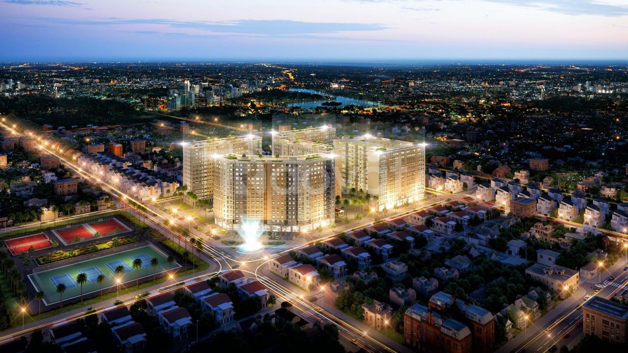 Mua căn hộ Green Town nhận ngay quà ưu đãi, 25% ký hợp đồng mua bán.