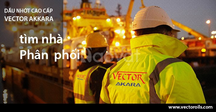 Ý tưởng kinh doanh - Phân phối độc quyền dầu nhớt Vector
