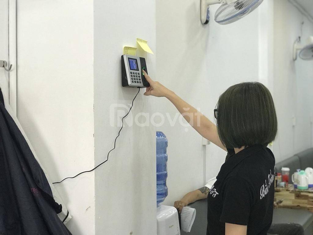 Chuyên cung cấp máy chấm công vân tay chất lượng trên toàn quốc