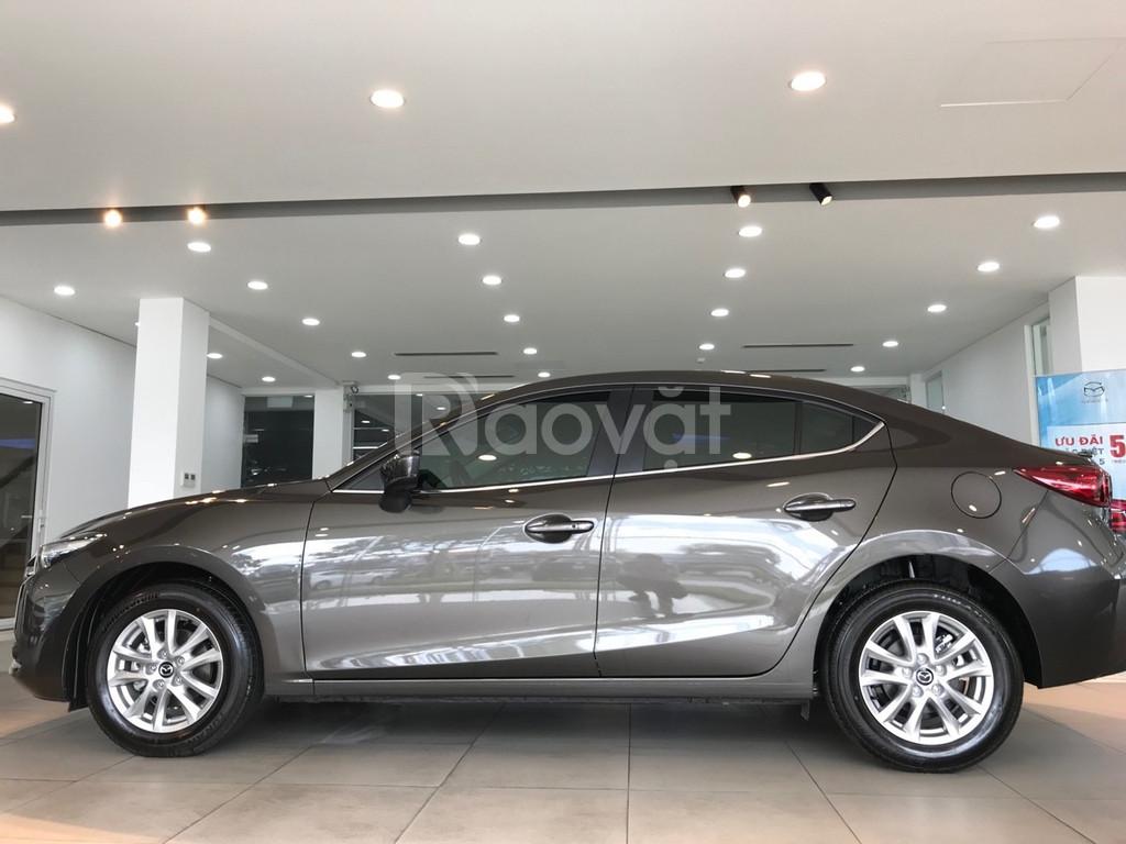 Mazda 3 giá tốt, hỗ trợ mua xe trả góp lên tới 80% giá trị xe