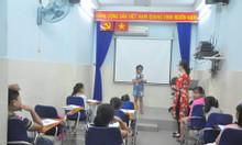 Khai giảng lớp MC nhí thường xuyên