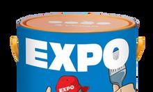 Đại lý bán sơn dầu Expo màu xanh lợt 111, 910 tại Quận Tân Phú
