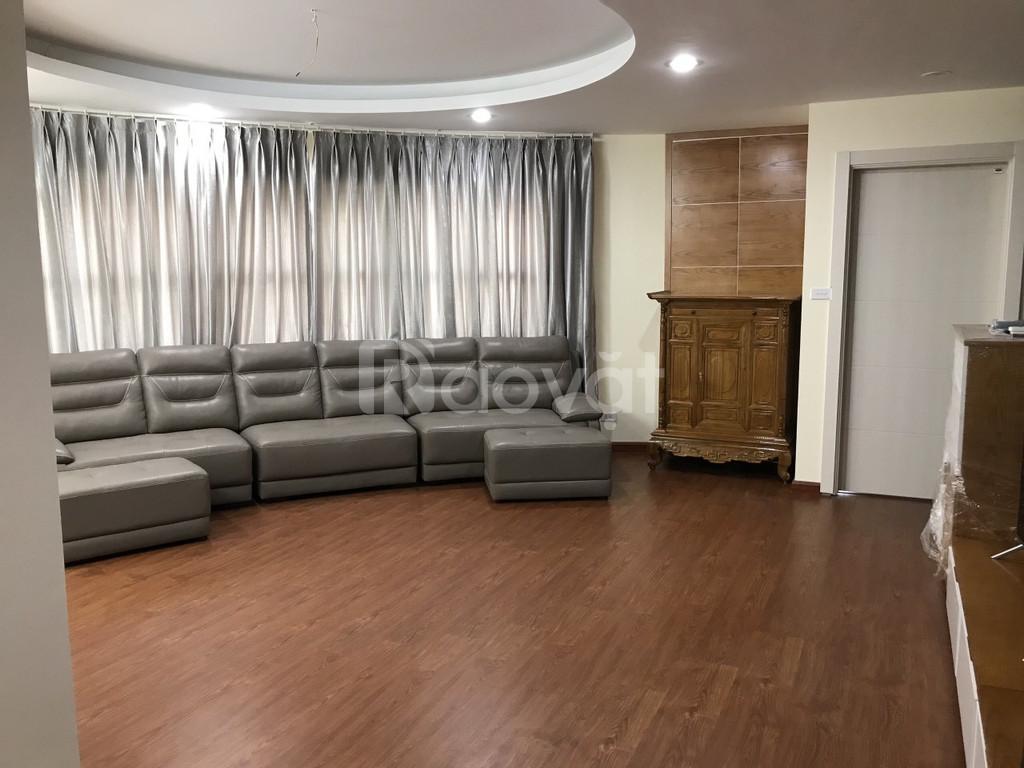 Cho thuê chung cư Garden Hill 99 Trần Bình Mỹ Đình 70m2 full đồ