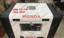 Máy phát điện honda SD8000CX xuất xứ ở đâu?