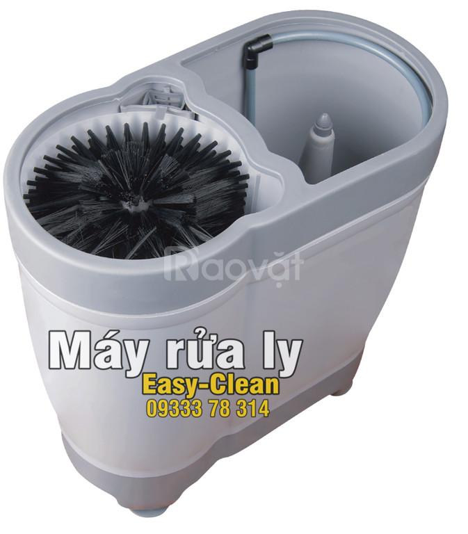 Máy rửa ly Easy-Clean không cần dùng điện