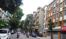 Bán nhà mặt phố Lê Thanh Nghị, Bách Khoa, Hai Bà Trưng, diện tích 110