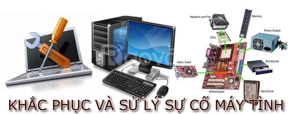 Sửa laptop, sửa máy tính để bàn tận nơi