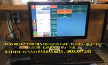 Máy tính tiền cho quán ăn, quán nhậu, nhà hàng giá rẻ