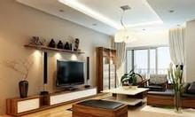 Cho thuê căn 2 ngủ 120m tòa 17T2 Trung Hòa đủ đồ tháng 8 vào 13 tr/th