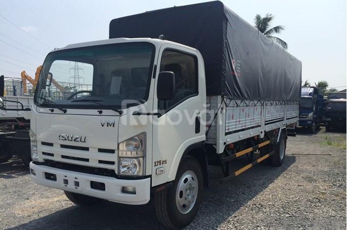 Xe tải isuzu vm 1t9 thùng kín  6M2   ô tô Phước Tiến